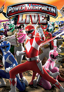 Power Morphicon Live 2014
