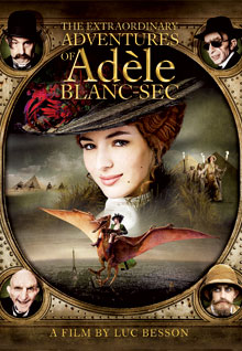 The Extraordinary Adventures Of Adele Blanc-Sec (Director's Cut) [French-Language Version]