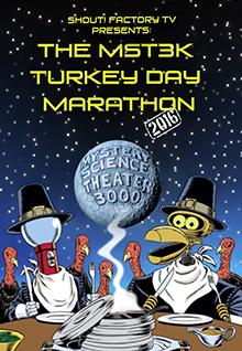 The MST3K Turkey Day Marathon 2016 - Host Segments