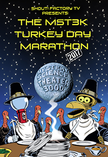 The MST3K Turkey Day Marathon 2017 - Host Segments