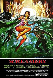 Screamers (The Island Of The Fishmen)