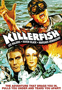 Killer Fish: Deadly Treasure Of The Piranha