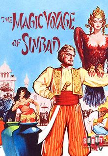 Magic Voyage Of Sinbad (Sadko)