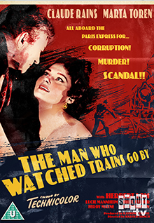 The Man Who Watched Trains Go By (Paris Express)