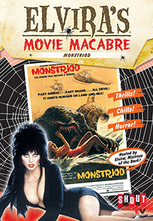 Elvira's Movie Macabre: Monstroid