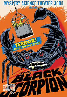 MST3K: The Black Scorpion