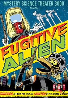 MST3K: Fugitive Alien