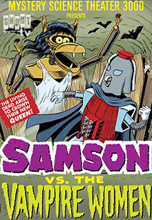 MST3K: Samson Vs. The Vampire Women