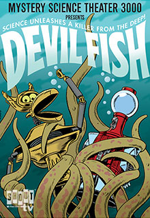 MST3K: Devil Fish
