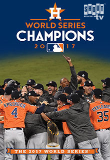 2017 World Series Champions: Houston Astros