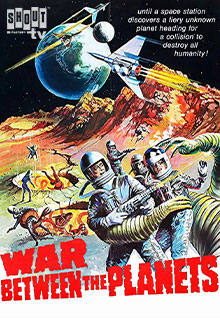 War Between The Planets