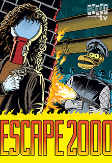MST3K: Escape 2000 (Escape From The Bronx)