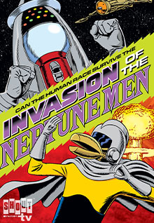 MST3K: Invasion Of The Neptune Men
