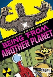 MST3K: Being From Another Planet (Timewalker)