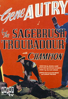 The Sagebrush Troubadour