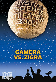 MST3K: Gamera Vs. Zigra