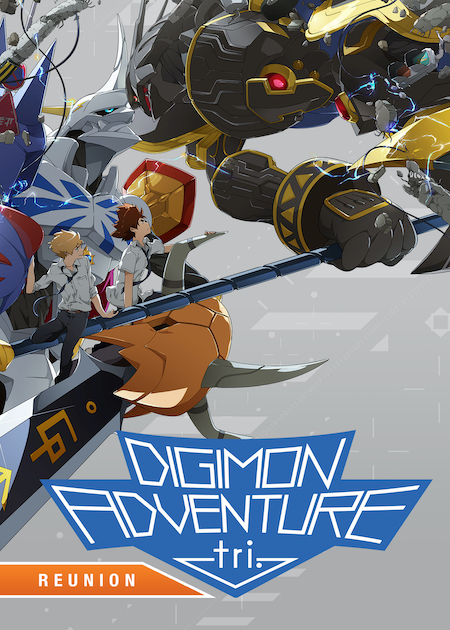 Digimon Adventure tri. 1: Reunion