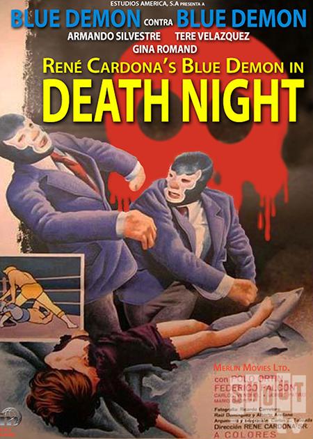 Blue Demon: Death Night
