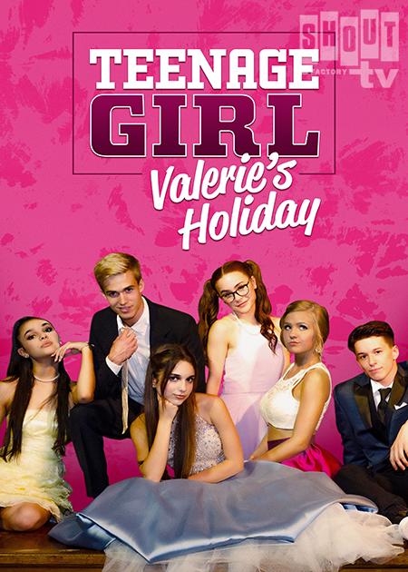 Teenage Girl: Valerie's Holiday