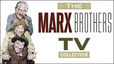 The Marx Brothers TV Collection