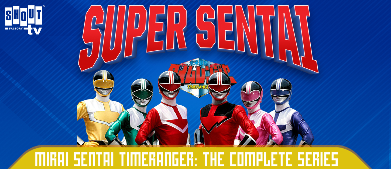 Super Sentai Timeranger