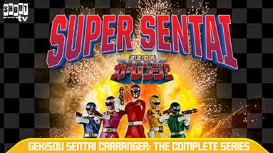 Super Sentai Carranger