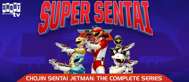 Super Sentai Jetman