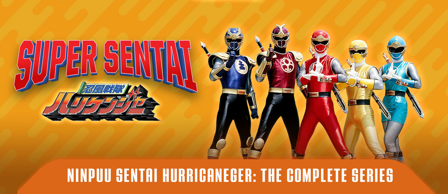 Super Sentai Hurricaneger
