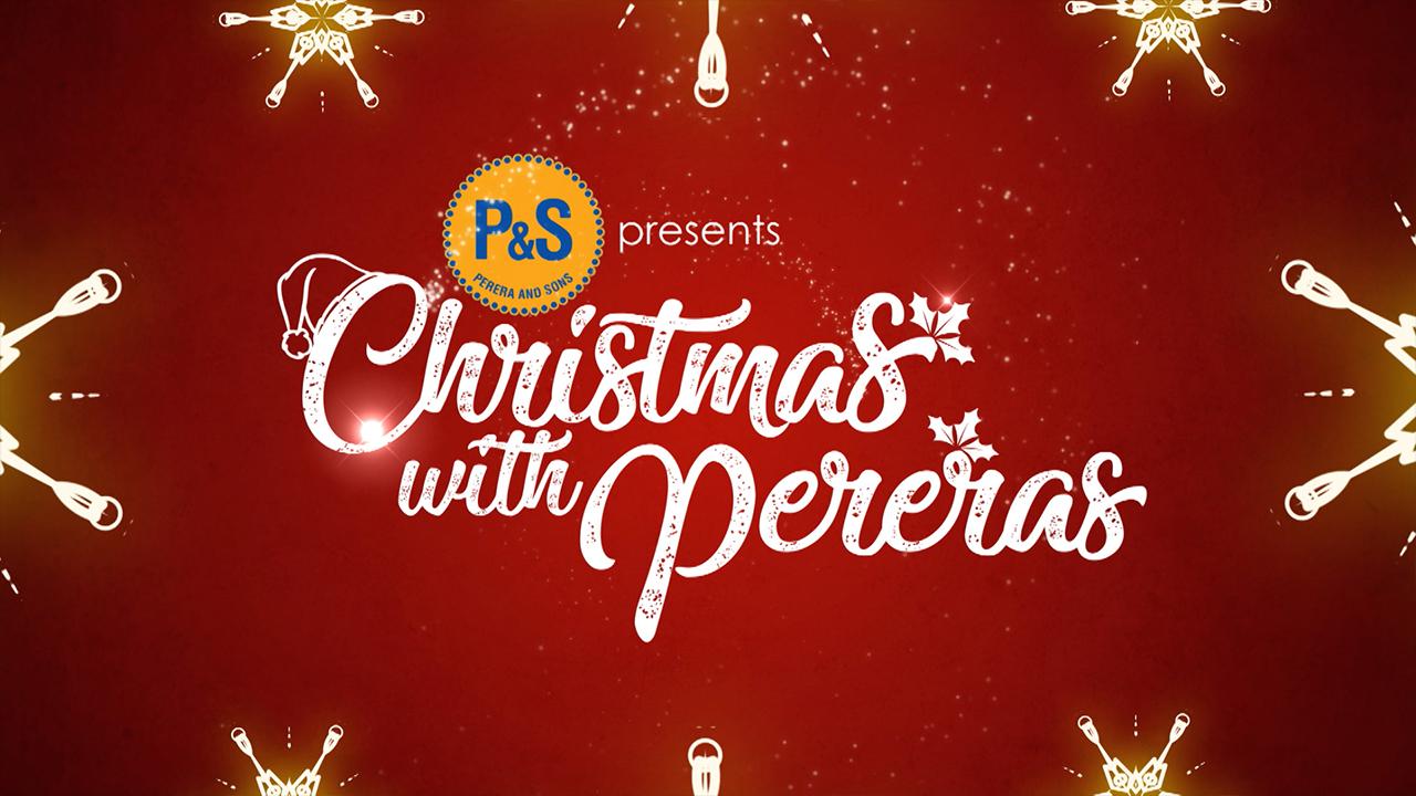Christmas with Pereras 2019