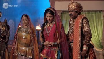 Jodha Akbar: Romance real Ep 5