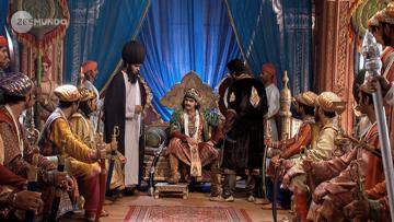 Jodha Akbar: Romance real Ep 7
