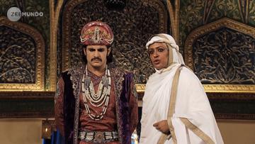 Jodha Akbar: Romance real Ep 8