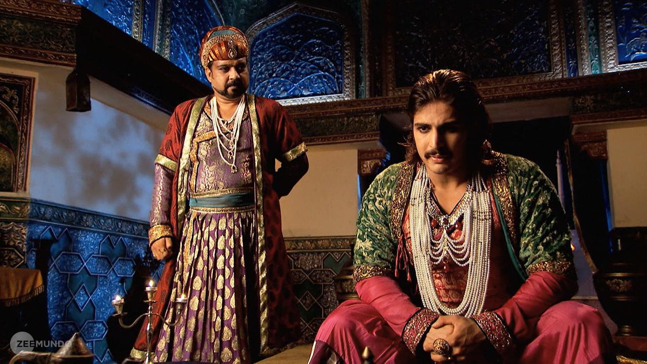 Jodha Akbar: Romance real Ep 53