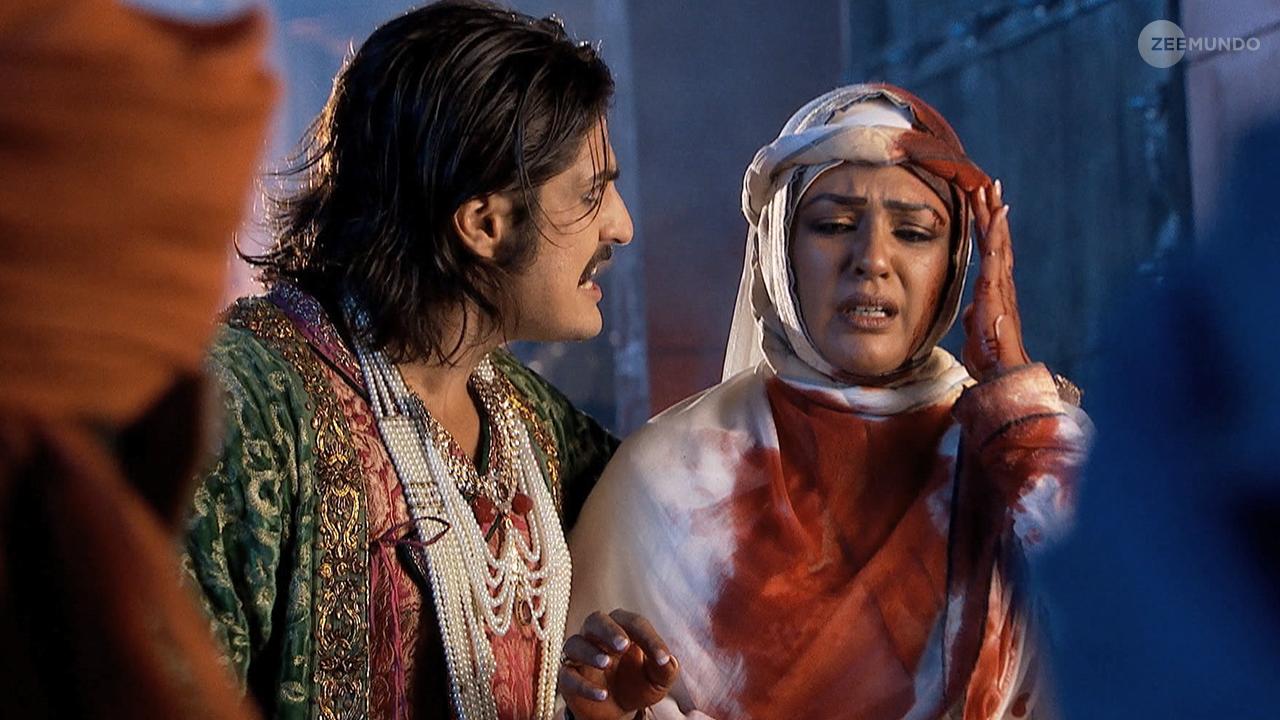 Jodha Akbar: Romance real Ep 54