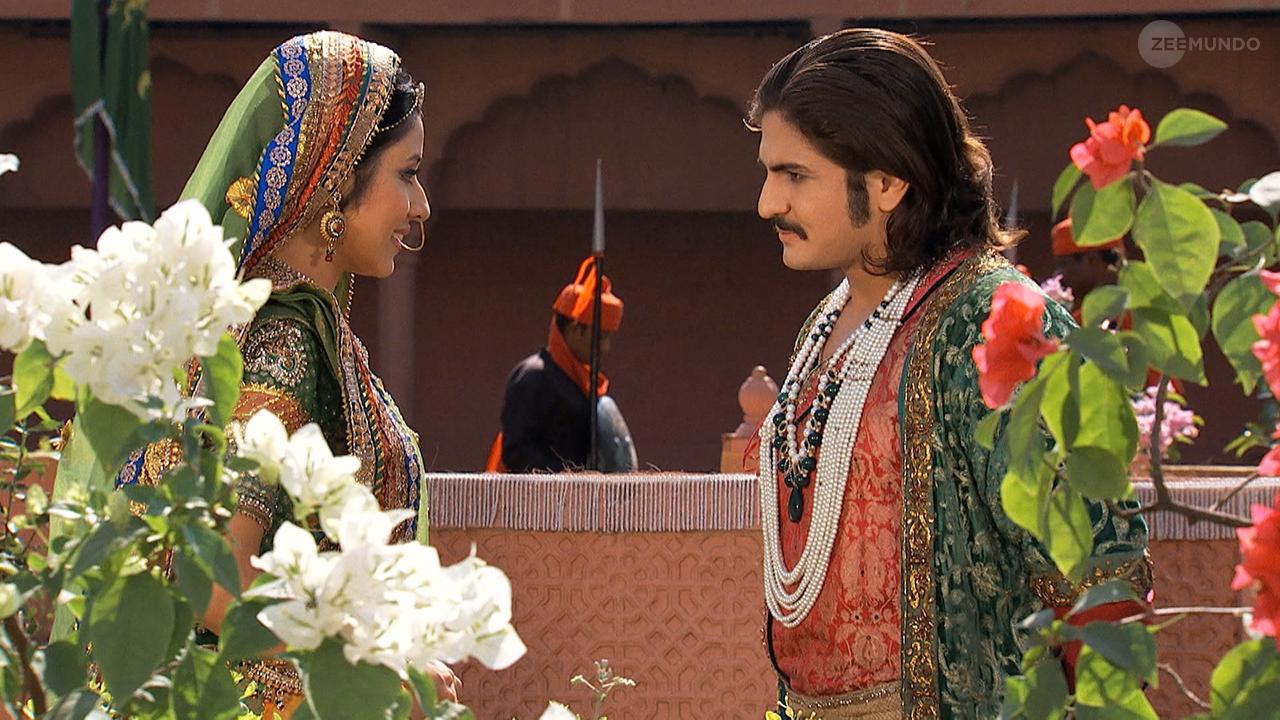 Jodha Akbar: Romance real Ep 55