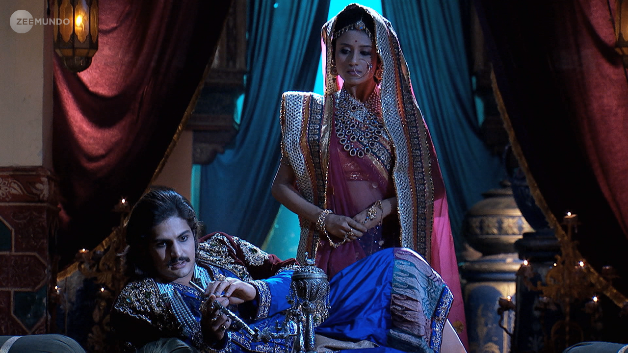 Jodha Akbar: Romance real Ep 57