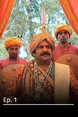 Jodha Akbar: Romance real Ep 1