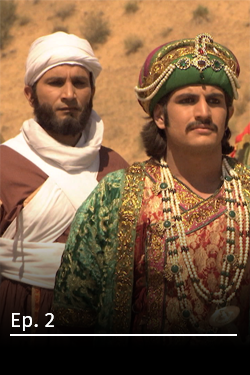 Jodha Akbar: Romance real Ep 2