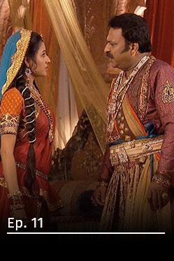 Jodha Akbar: Romance real Ep 11