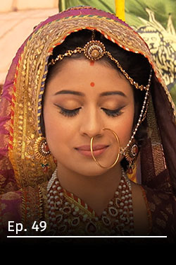Jodha Akbar: Romance real Ep 49