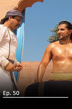 Jodha Akbar: Romance real Ep 50