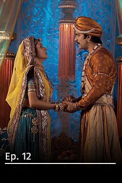 Jodha Akbar: Romance real Ep 12
