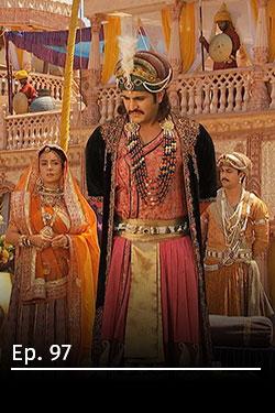 Jodha Akbar: romance real T3 Ep 1