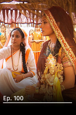 Jodha Akbar: romance real T3 Ep 4