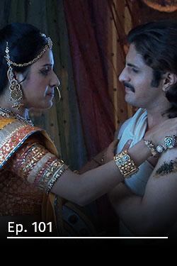 Jodha Akbar: romance real T3 Ep 5