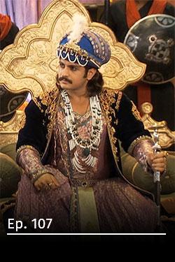 Jodha Akbar: romance real T3 Ep 11
