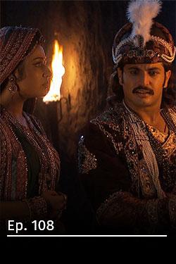 Jodha Akbar: romance real T3 Ep 12
