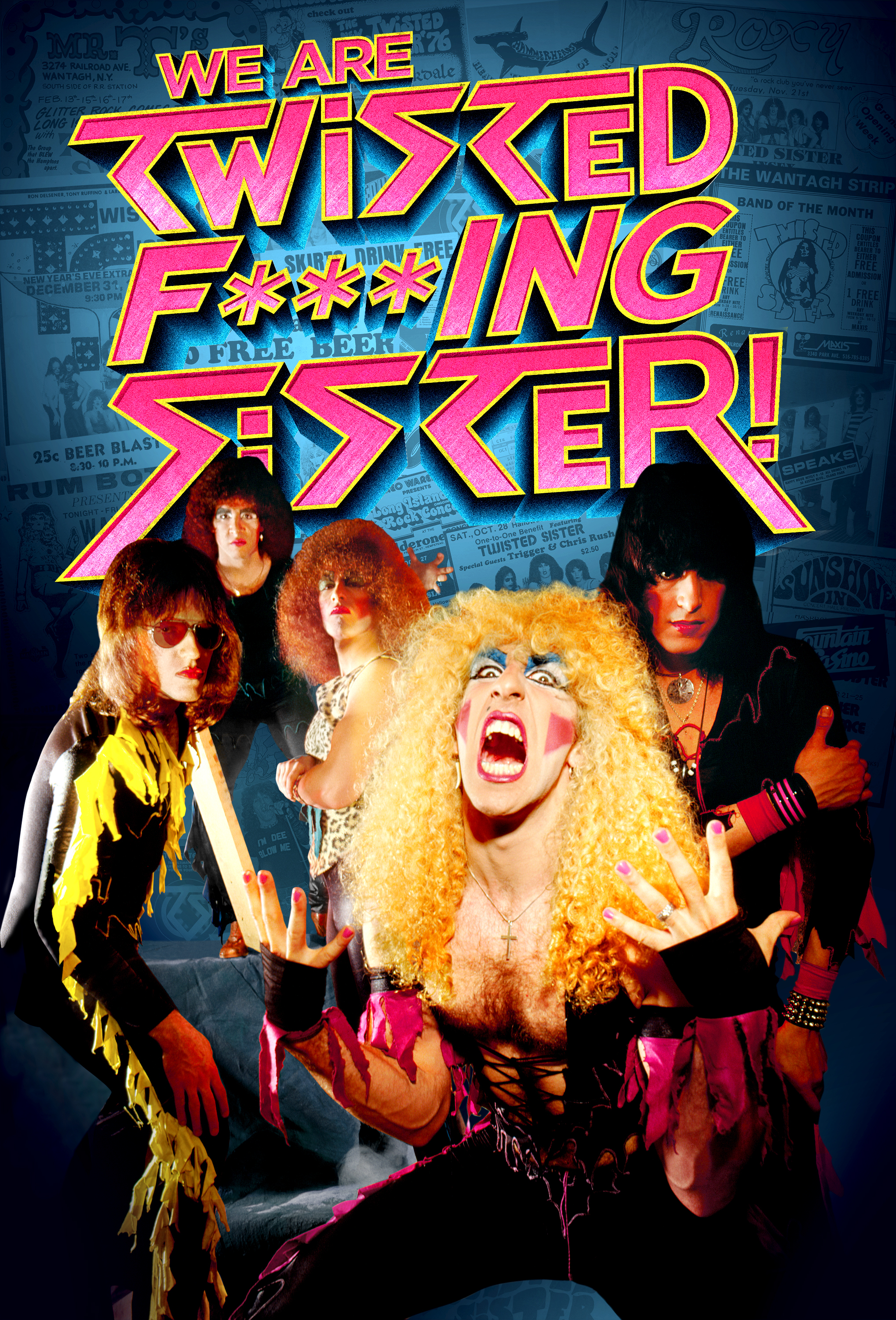 We Are Twisted Sister