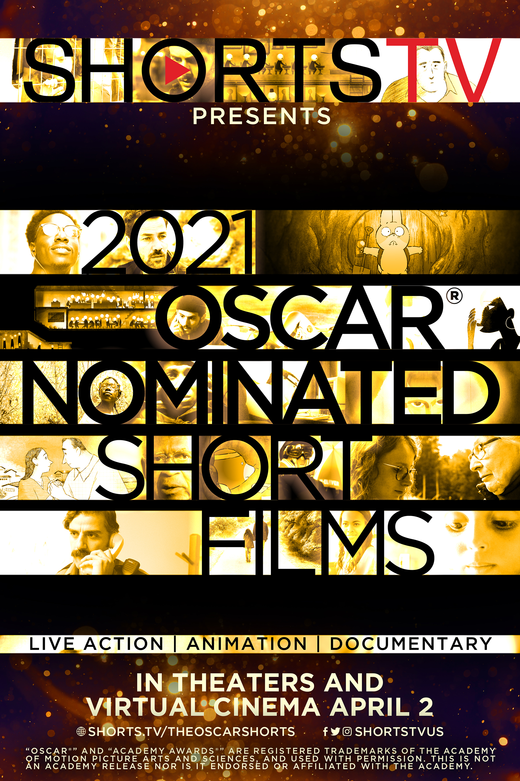 2021 Oscar Live Action Shorts