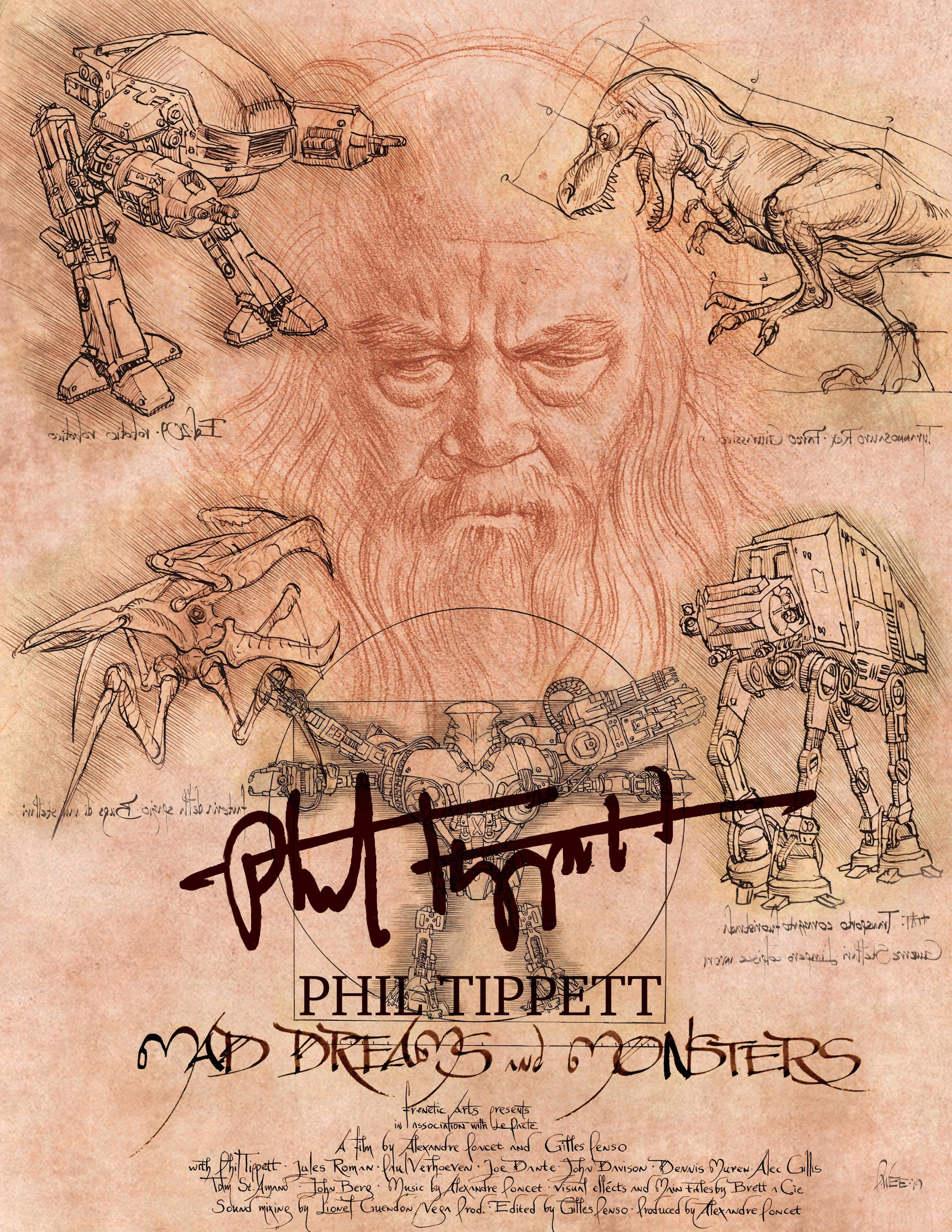 Phil Tippett: Mad Dreams & Monsters